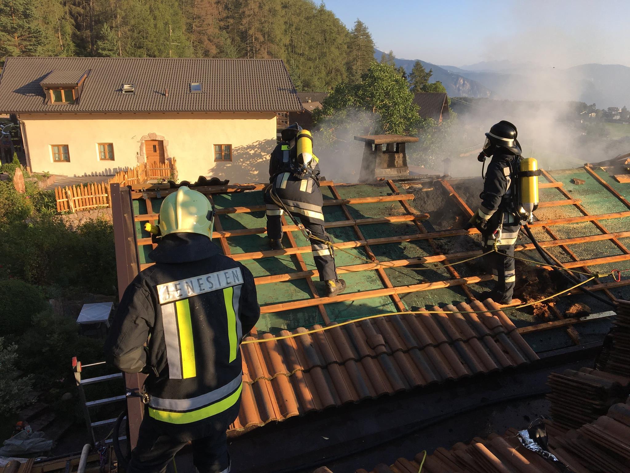 Feuerwehr Jenesien