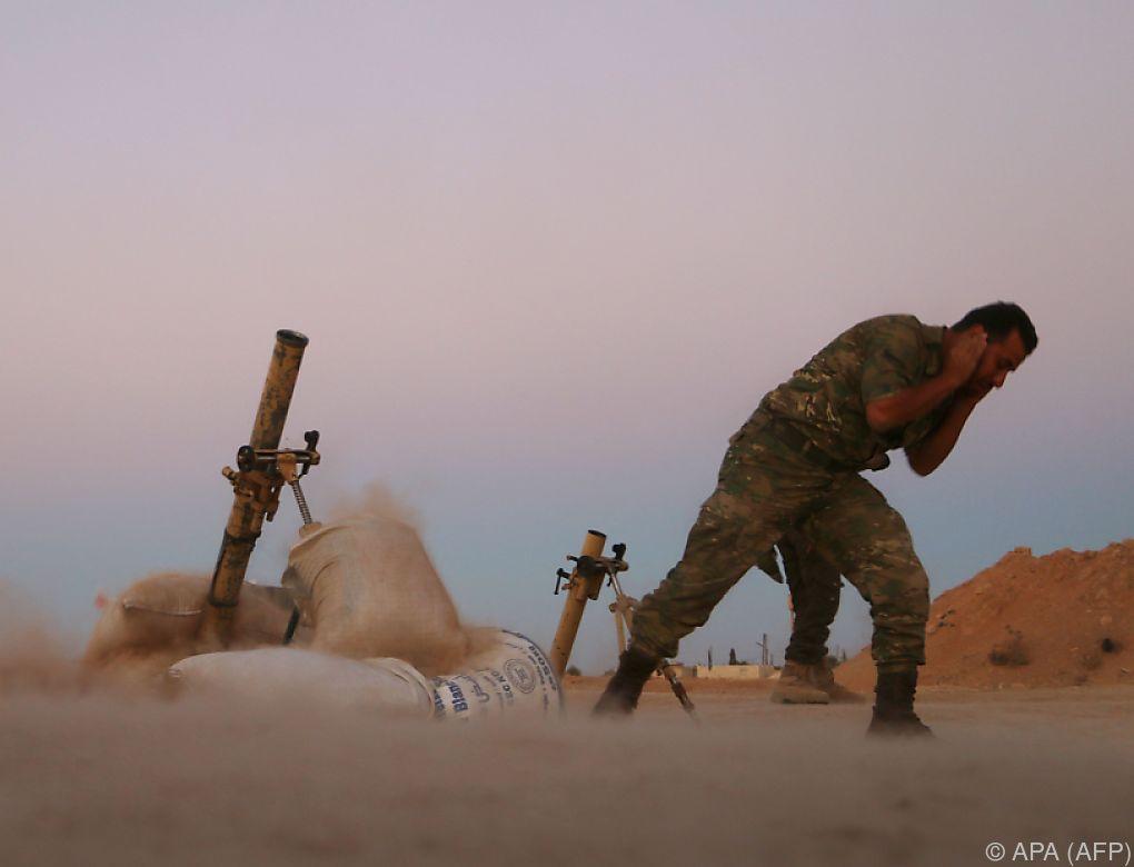 Russland hält den Islamischen Staat in Syrien für besiegt
