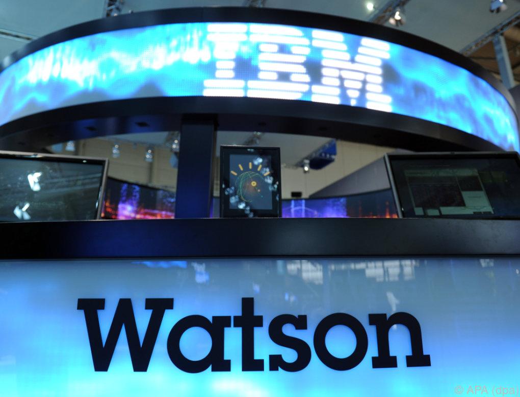 """IBM will mit """"Watson"""" Wende bei Cyber-Angriffen einläuten"""
