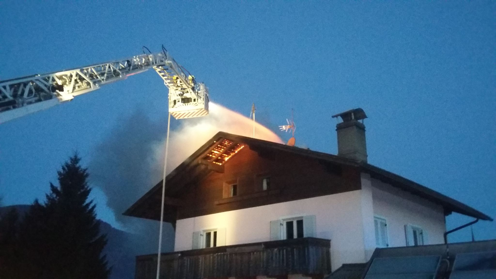 Freiwillige Feuerwehr Oberolang