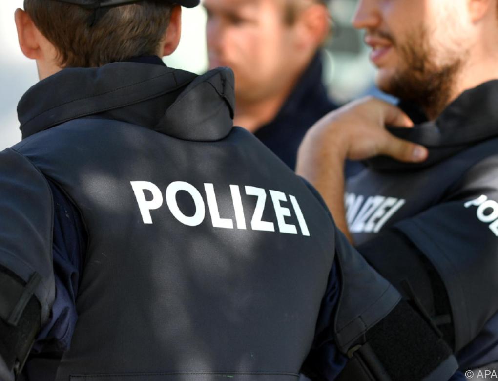 Terrorverdächtiger in Wien gefasst: Warnung der Polizei