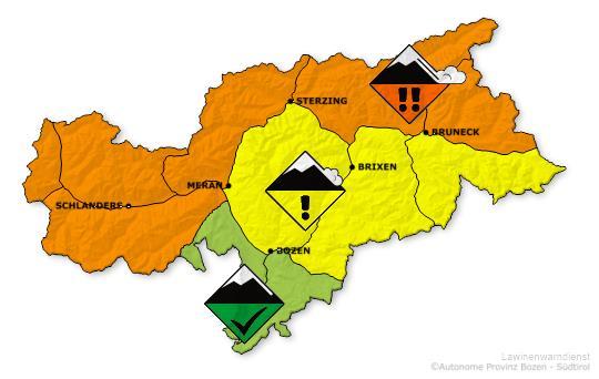 Land Südtirol