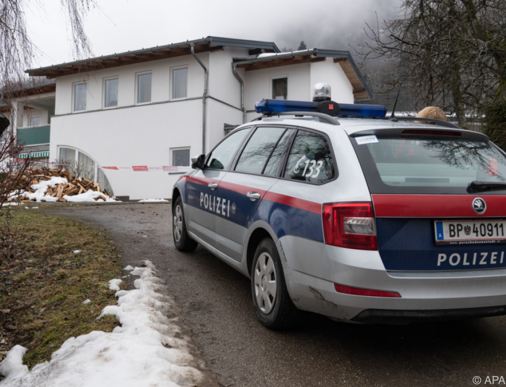 Nach Bluttat in Nußdorf soll Mutter in Justizanstalt