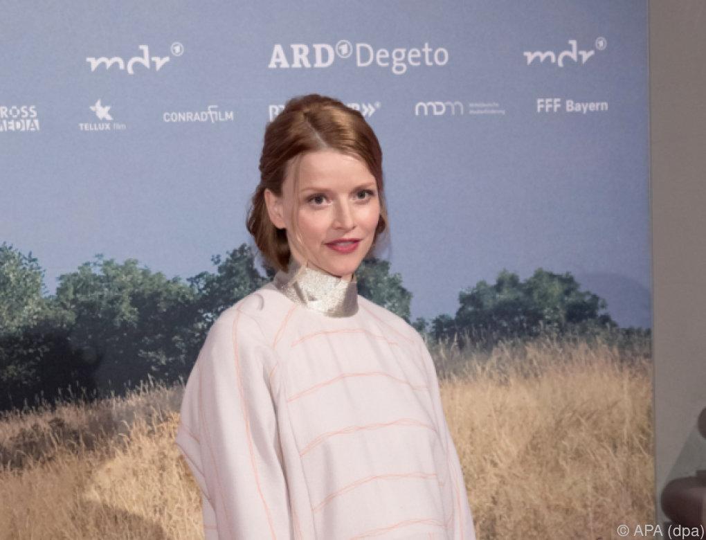 Schauspielerin Karoline Schuch erwartet zweites Kind
