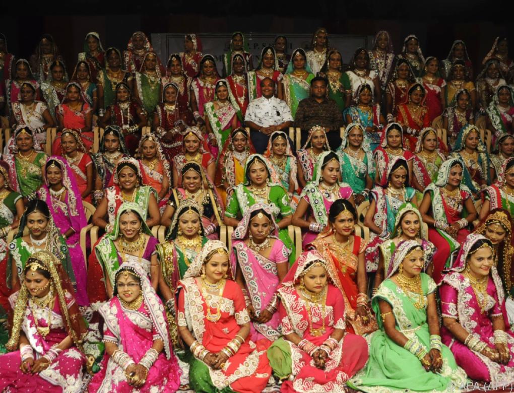 Indische Politikerin will opulente Hochzeiten verbieten