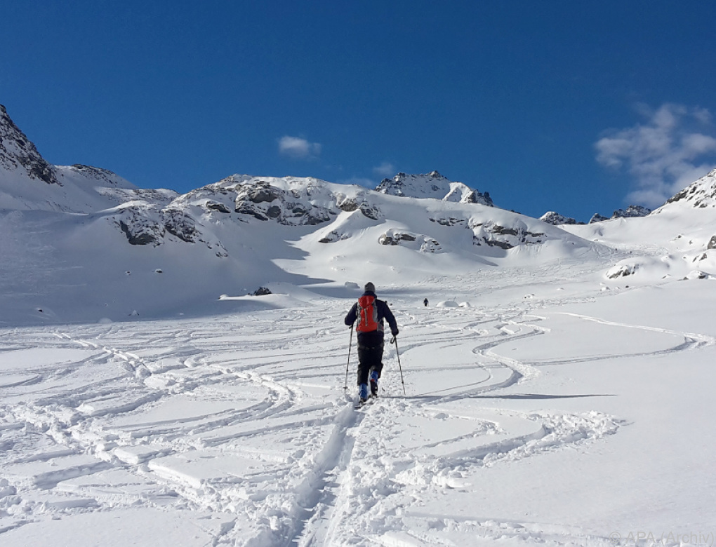 "Skitouren: STF gegen ""römische Reglementierungswut"""