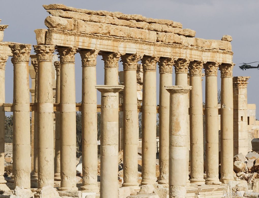 Geberkonferenz sammelte 70 Mio. Euro für Kulturschätze