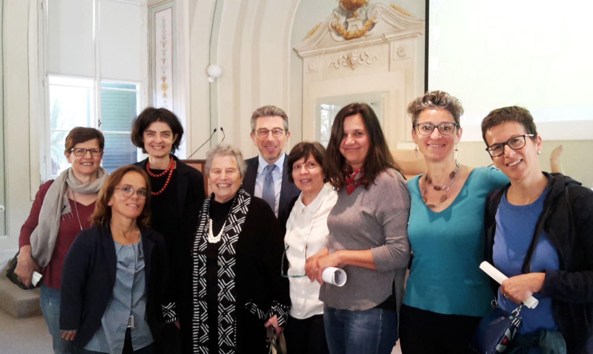 SABES-Selbstmanagement-Projekte in Rom vorgestellt