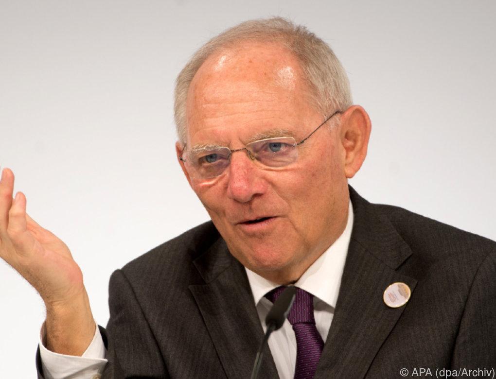 Schäuble hält Konsens mit USA über Freihandel für möglich