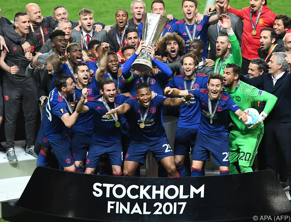 Manchester United rettete Saison mit Europa-League-Triumph
