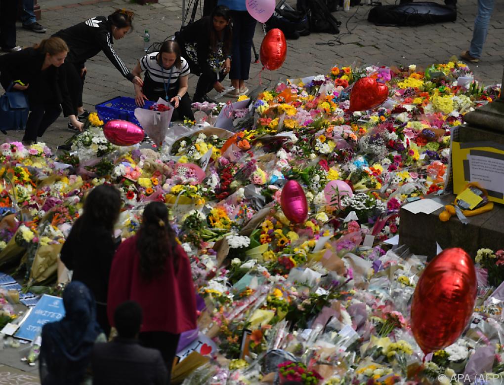 Festnahmen und Sprengsatzfund nach Manchester-Anschlag