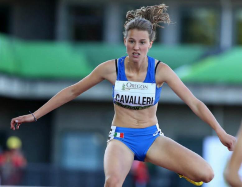 Valentina Cavalleri: 58.08 Sekunden über 400m-Hürden