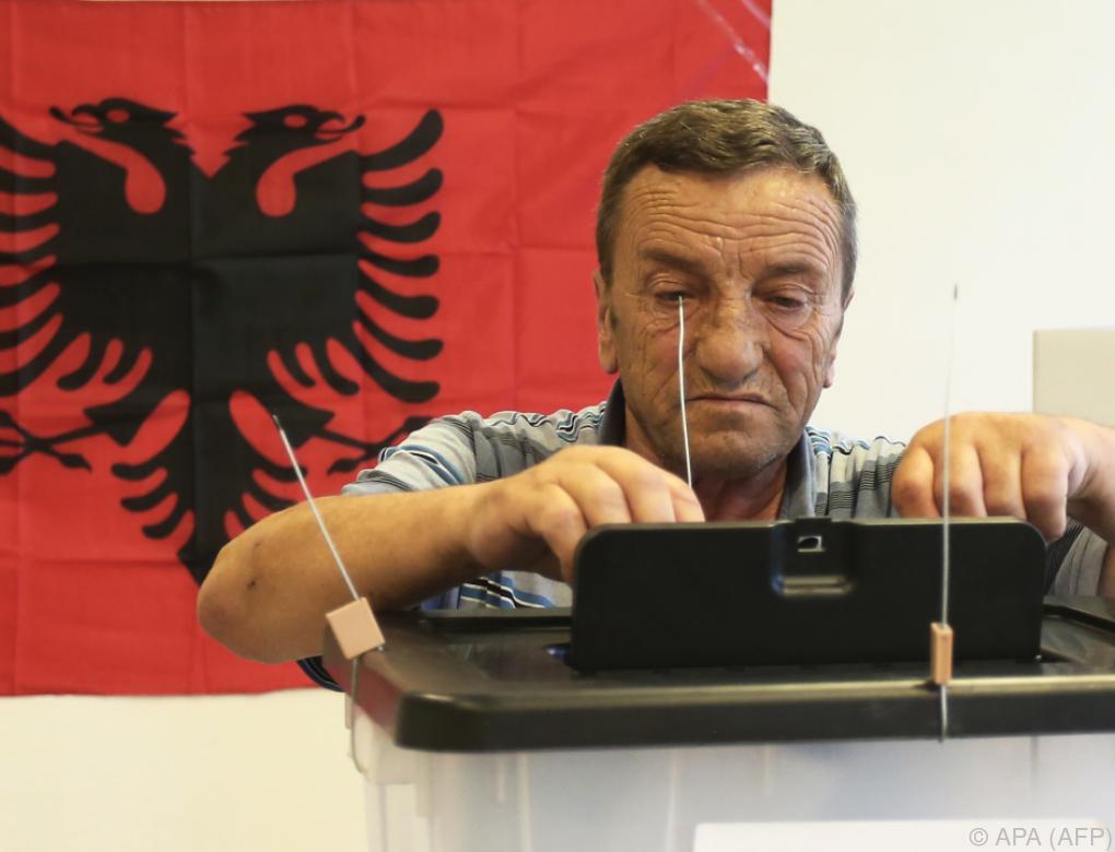Albaner wählten ein neues Parlament – Ruhiger Urnengang