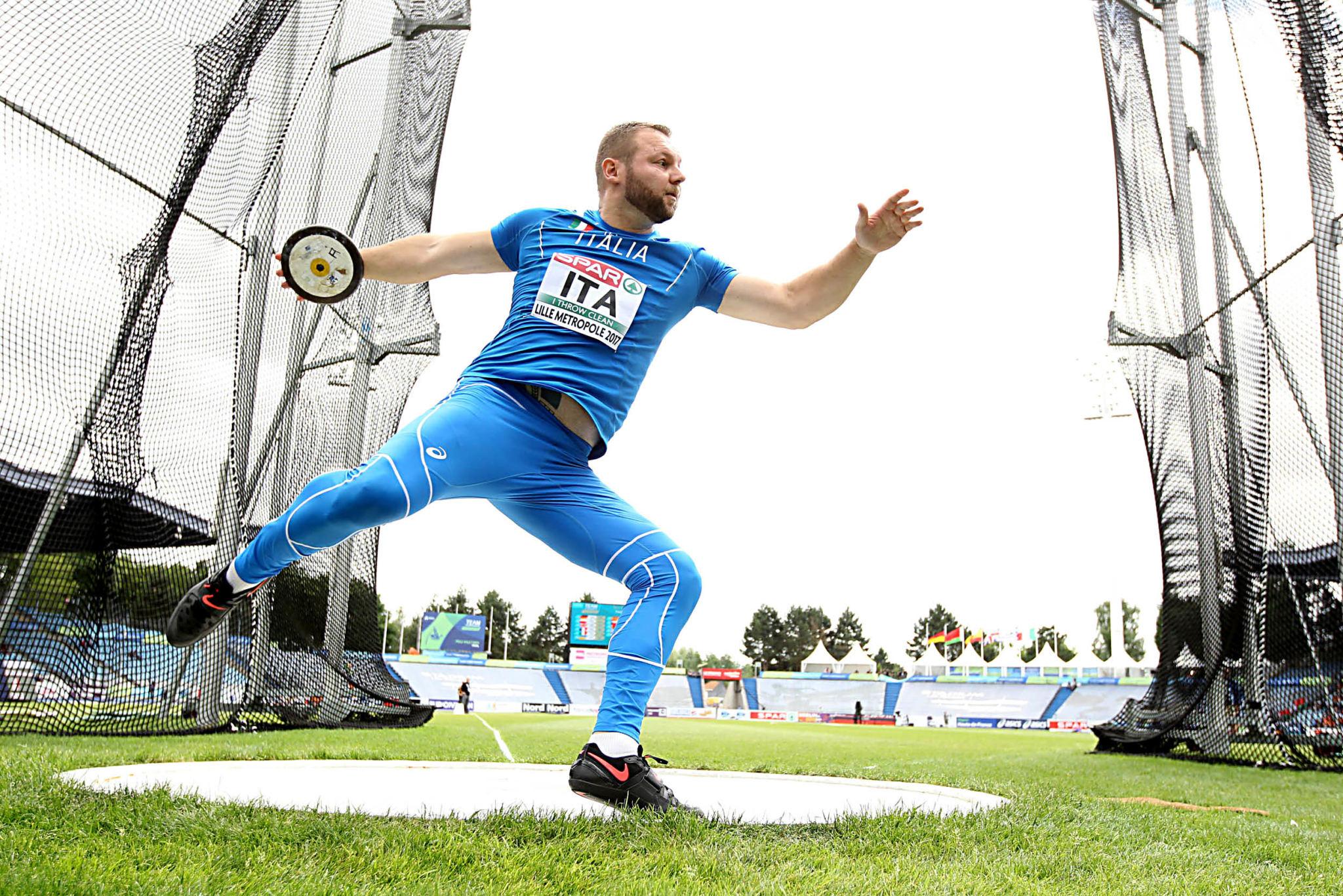 Team-EM: Kirchler mit Italien auf Platz 7