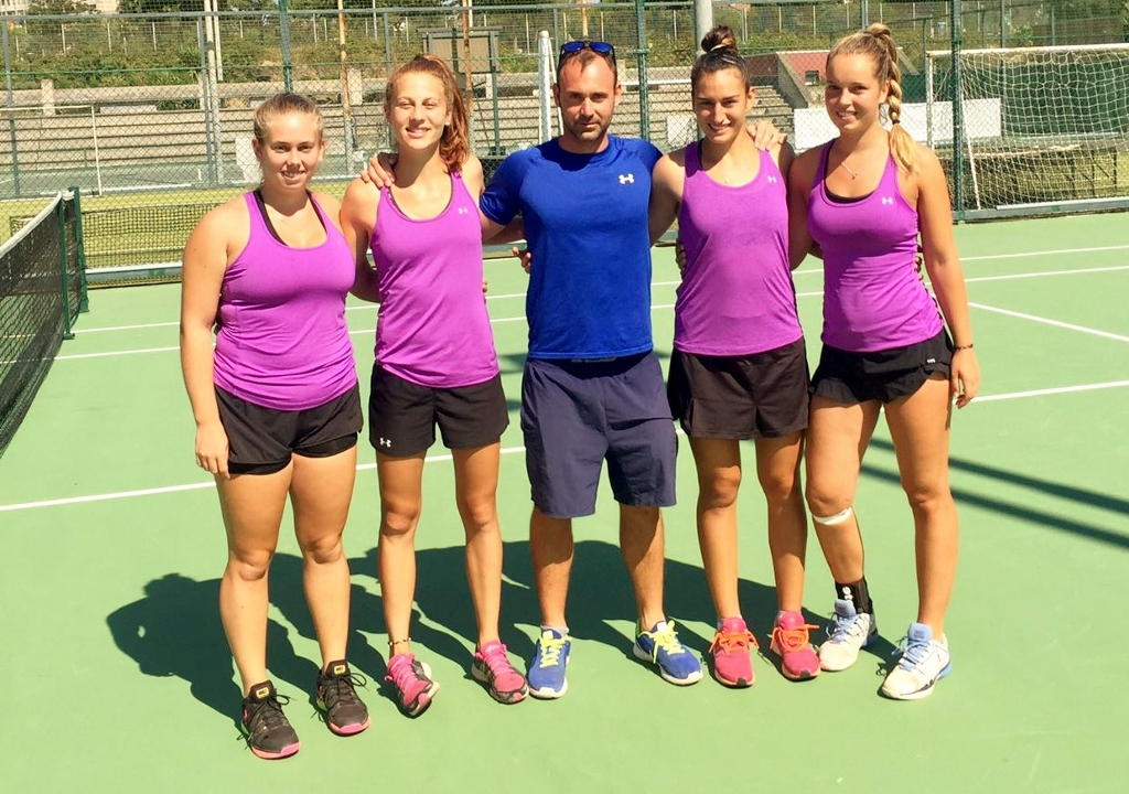 ITF Basilicanova: Alexander Weis in Quali ausgeschieden