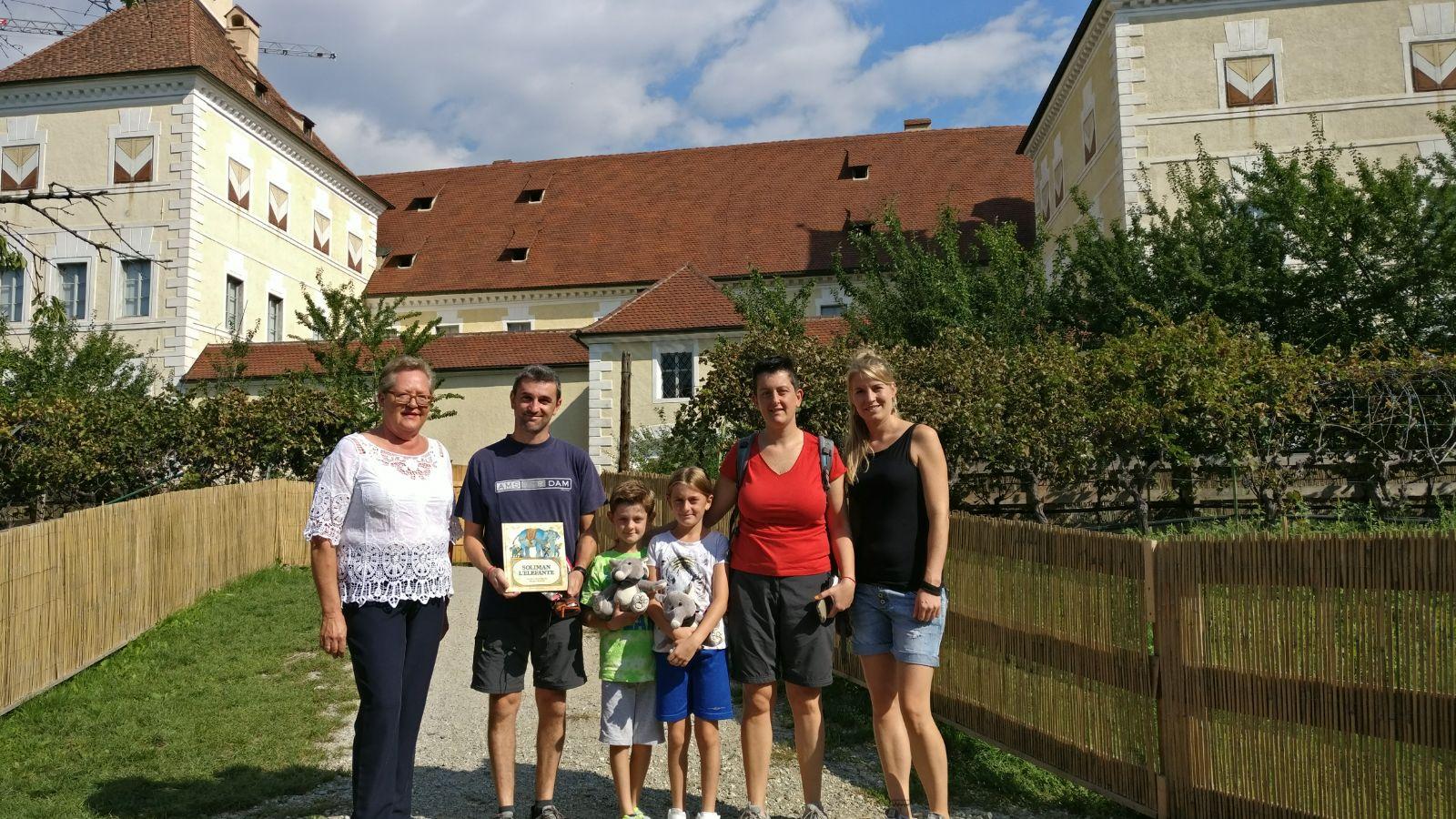 10.000 Besucher im Hanflabyrinth Brixen