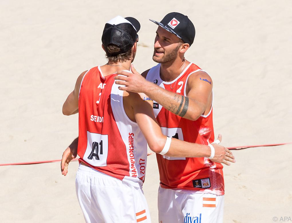 Alle ÖVV-Duos bei Beach-Volleyball-EM ausgeschieden