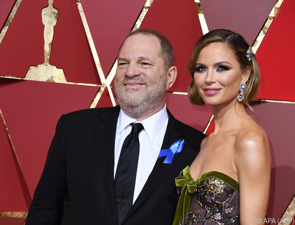 Weinstein-Skandal beschäftigt nun Oscar-Akademie und Polizei