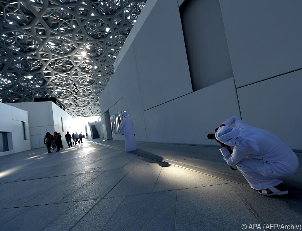 Louvre Abu Dhabi eröffnet in Kürze erste Sonderausstellung