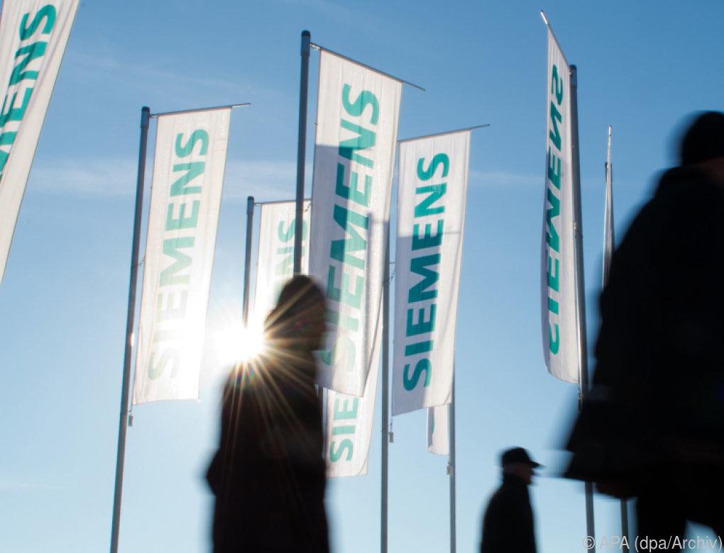 Siemens unter Druck – Milliardenaufträge vom Staat