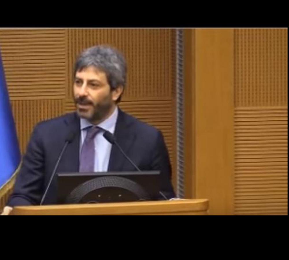 Roberto Fico ist Präsident der Abgeordnetenkammer