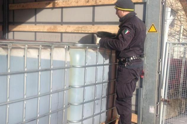 26.000 Liter Diesel in Sterzing beschlagnahmt
