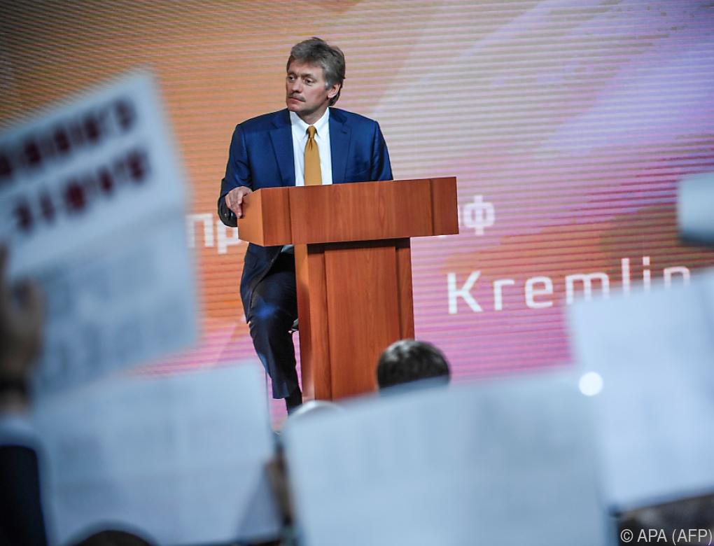 Russland strebt Dialog mit USA über Streitfragen an