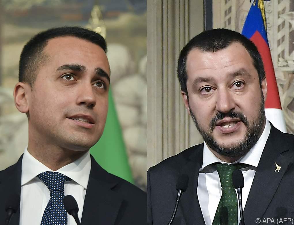 Neue Regierung in Rom: Pöder erwartet viel