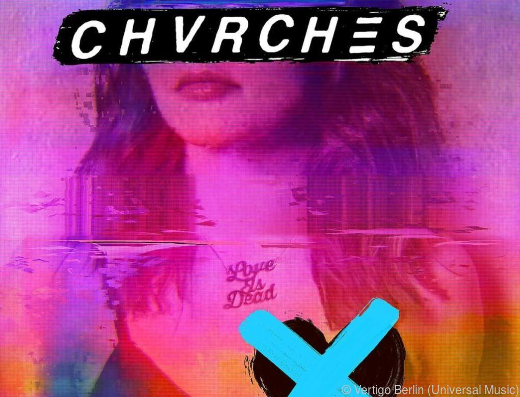 """Synthie-Pop aus Schottland – Chvrches-Album """"Love is dead"""""""