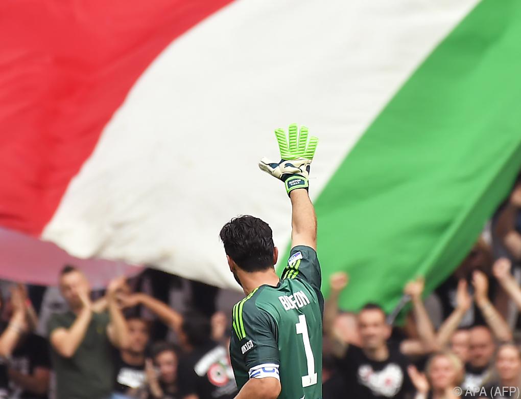 Buffon will kein Abschiedsspiel mit Italiens Nationalteam