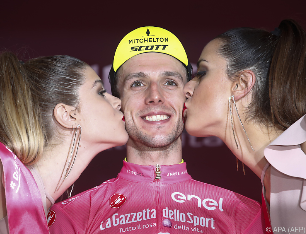 Yates baute Giro-Führung auf 11. Etappe aus
