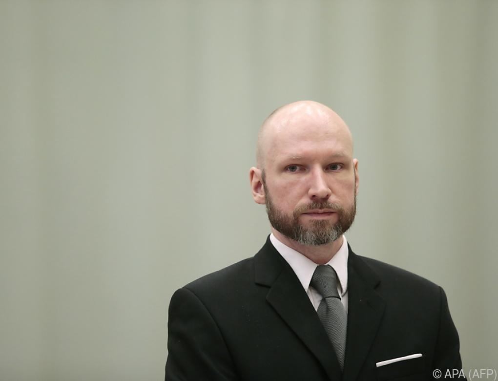 Breivik scheiterte mit Beschwerde gegen Haftbedingungen