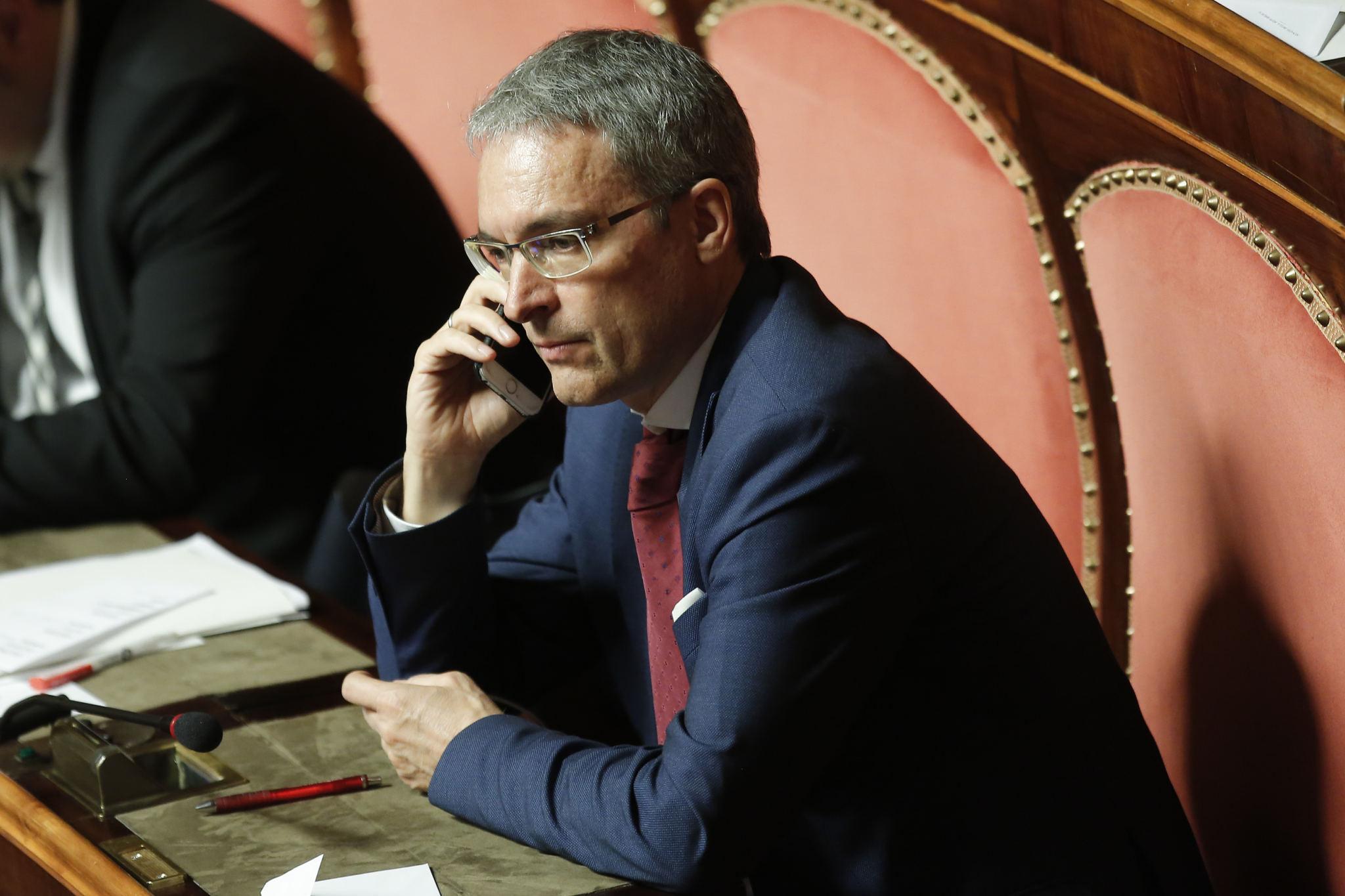 SVP-Senator Dieter Steger zum Vizepräsidenten des Finanzausschusses ernannt