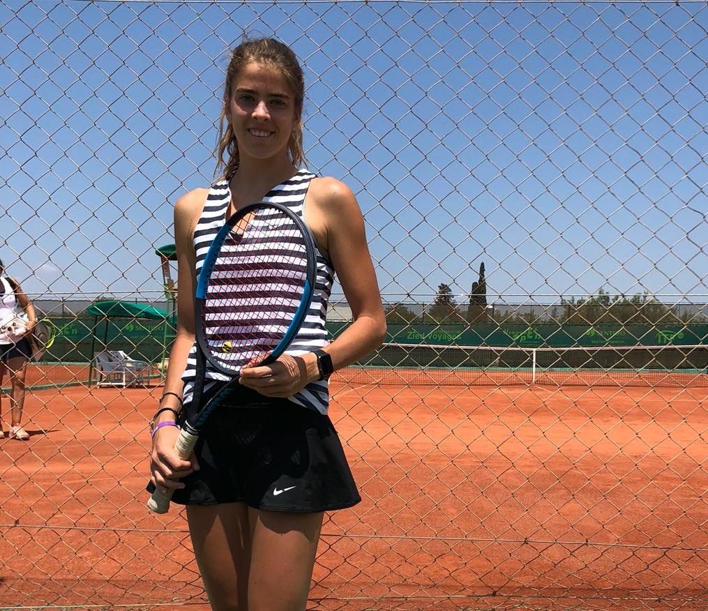 ITF: Verena Hofer steht im Viertelfinale von Hammamet