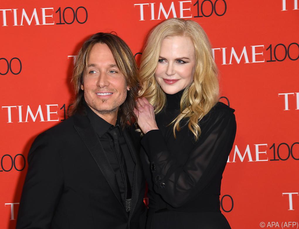 Riesiger Chor brachte Nicole Kidman ein Geburtstagsständchen