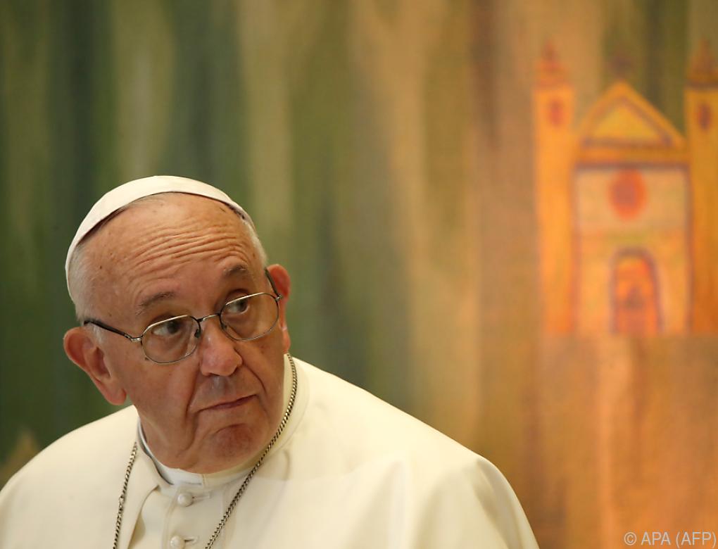 Papst Franziskus ruft zu mehr Mitleid mit Schwächsten auf