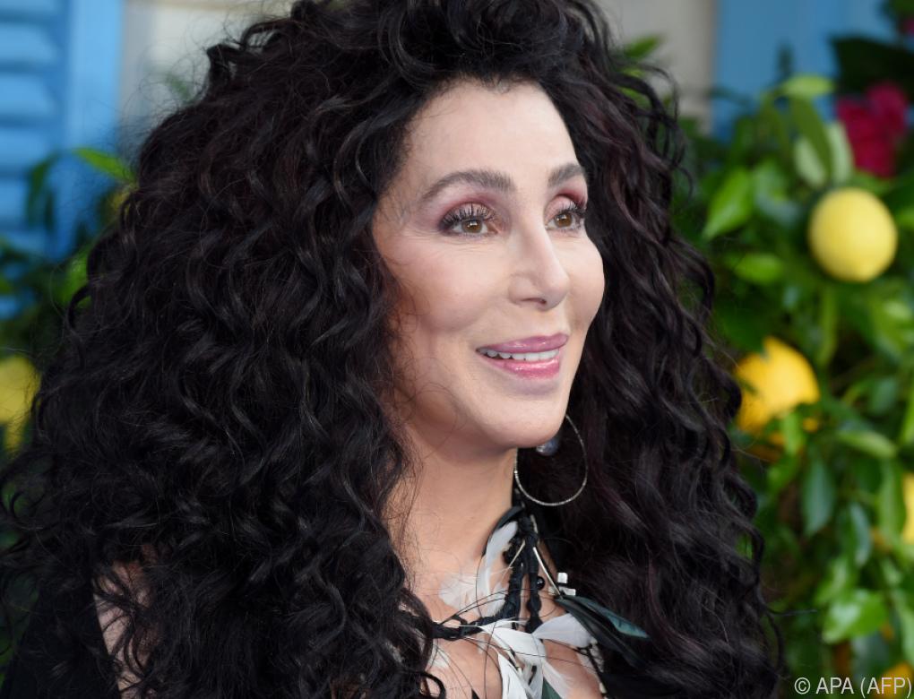 Cher will Album mit Abba-Songs herausbringen