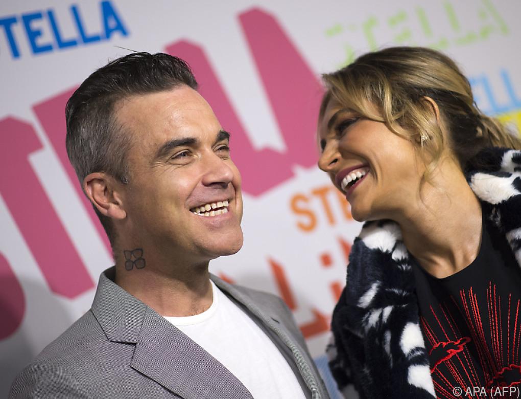 """Robbie Williams und seine Frau sind neue """"X Factor""""-Juroren"""