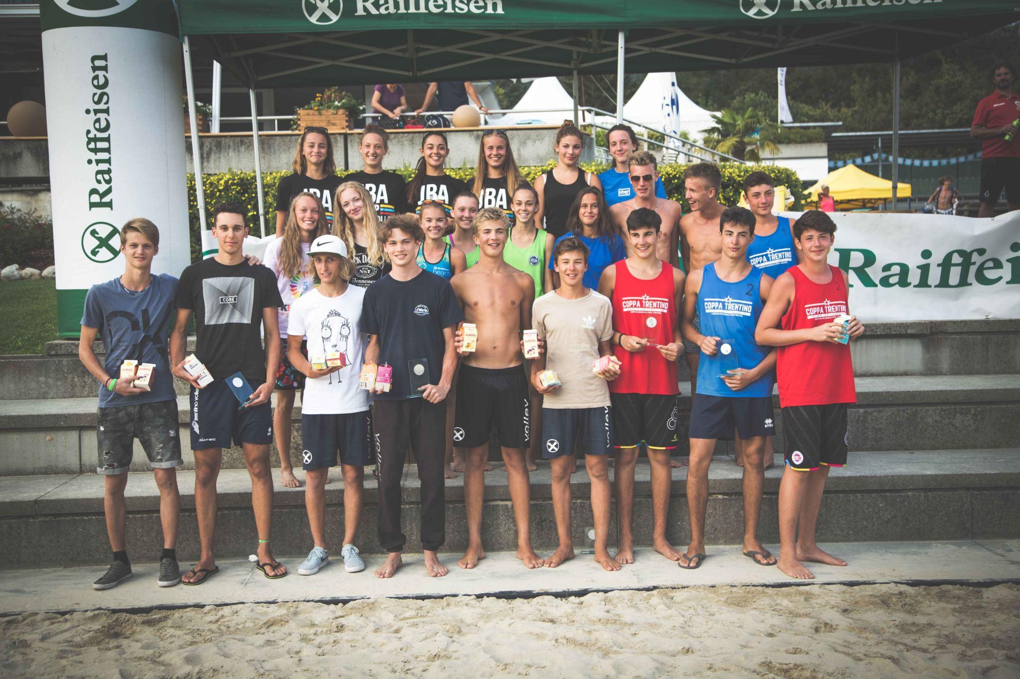 Ein großer Tag für die Südtiroler Beachvolleyball-Szene
