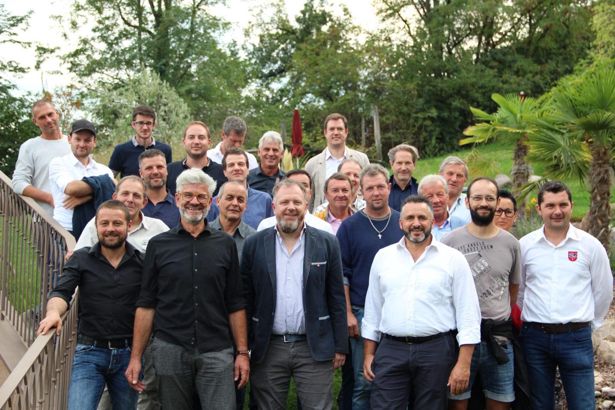 lvh: Hubert Gruber ist neuer Baugruppenobmann