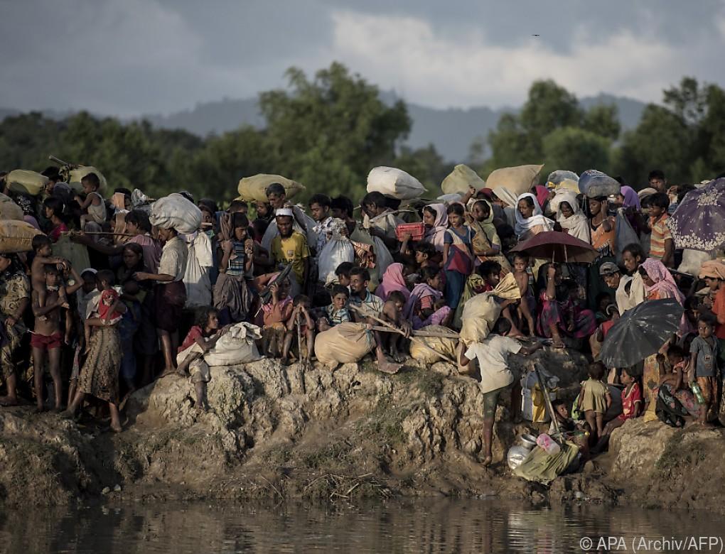 IStGH beginnt Vorermittlungen zu Vertreibung von Rohingya