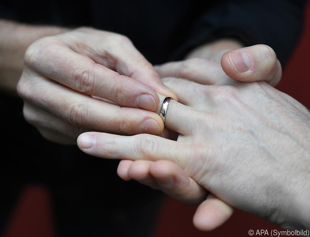 Ehe und Partnerschaft für alle fix
