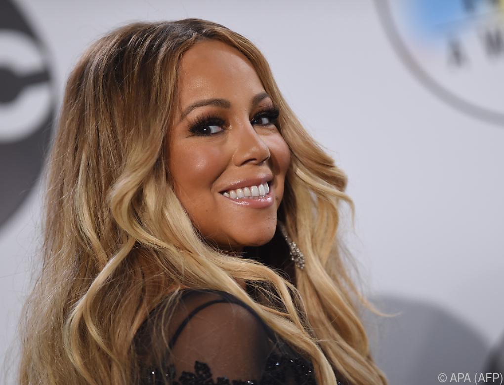Mariah Carey verkündet den Titel ihres neuen Albums