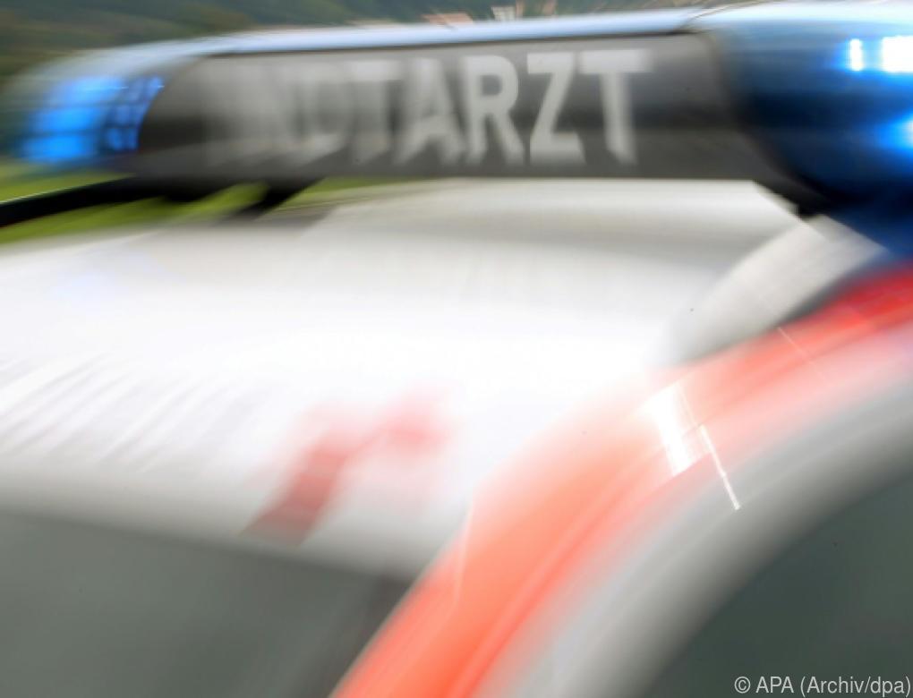 Person in Schenna angefahren und schwer verletzt