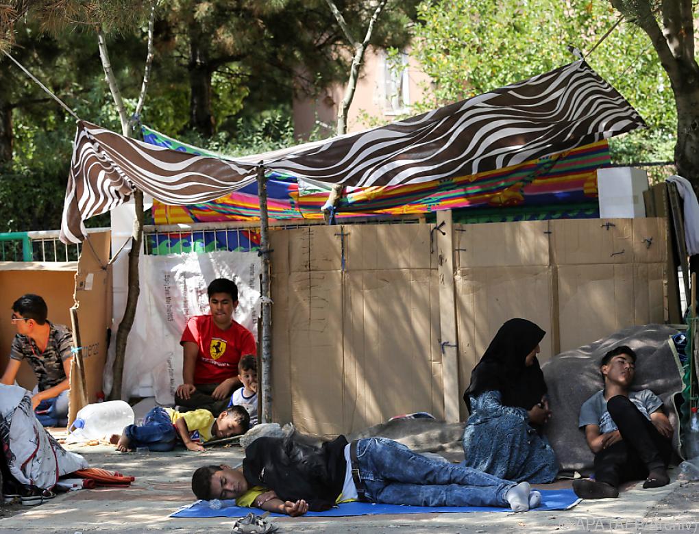 Rechnungshof: EU-Flüchtlingshilfe in Türkei besser ausgeben