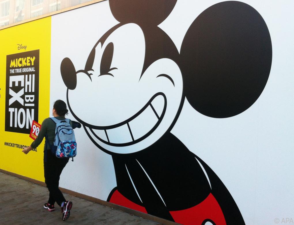 Micky Maus ist 90 Jahre alt