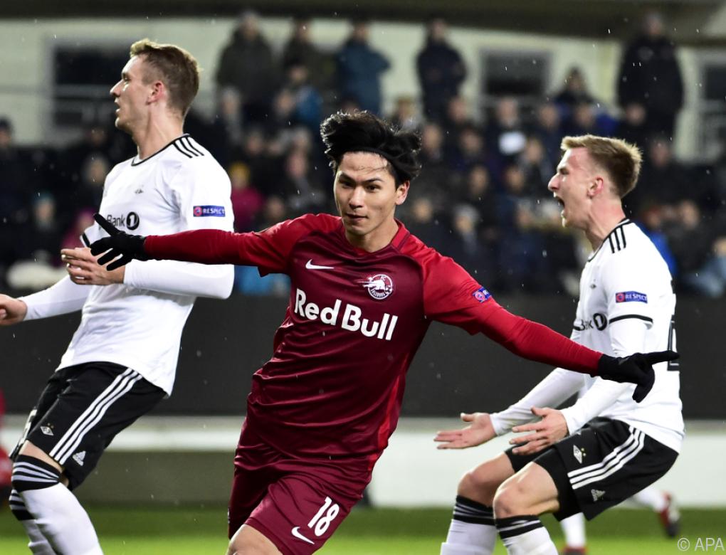 Salzburg muss trotz 5:2 in Trondheim auf EL-Aufstieg warten