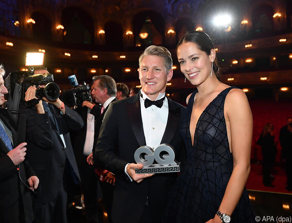 """Schweinsteiger und """"Boot""""-Crew """"Men of the Year"""" 2018"""