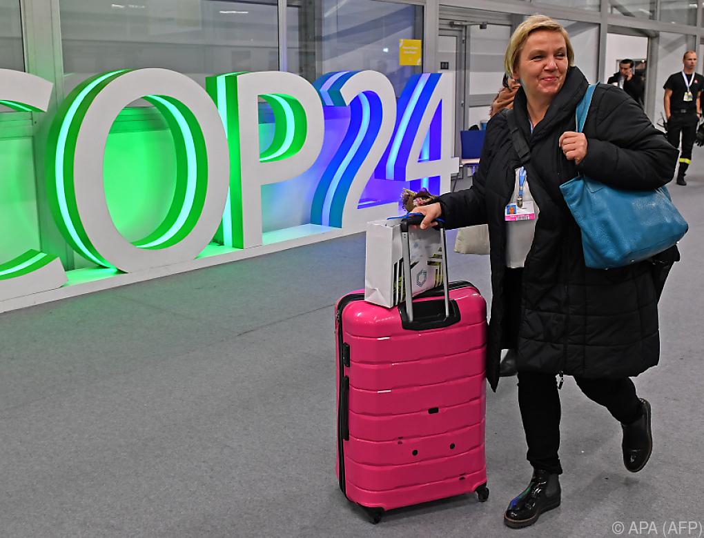 COP24-Abschluss verzögert sich neuerlich