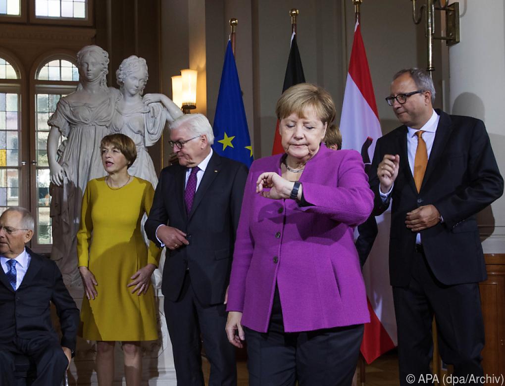 """Merkel """"dankbar"""" für ihre Zeit an der CDU-Spitze"""